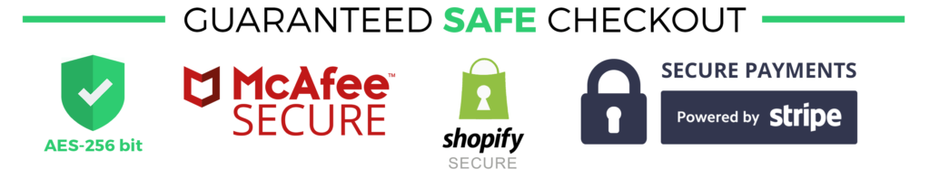 security banner shopify with Mark conversion rate optimization